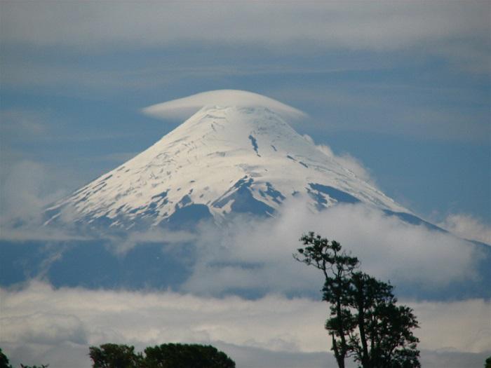 7 Osorno Volcano