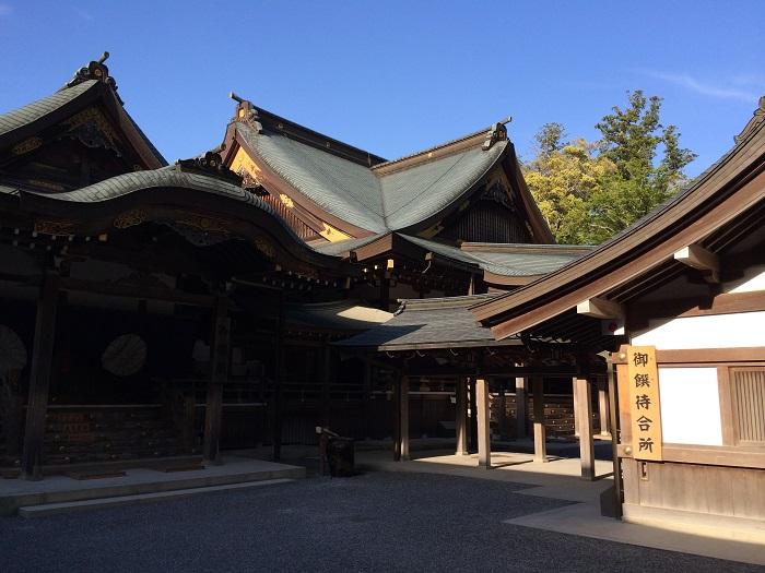 9 Ise Grand Shrine