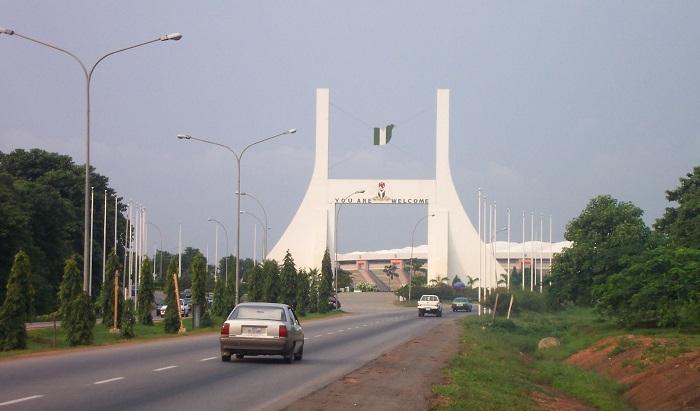 1 Abuja Gate