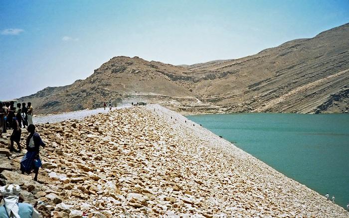 1 Marib Dam