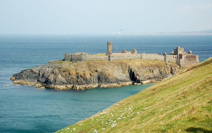 1 Peel Castle