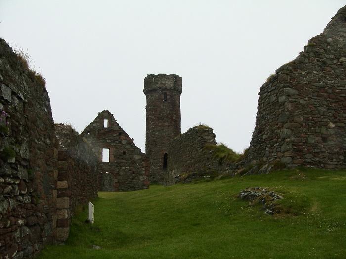 10 Peel Castle