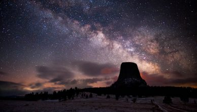 2 Devils Tower