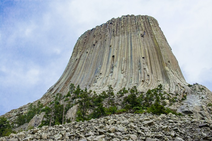 3 Devils Tower