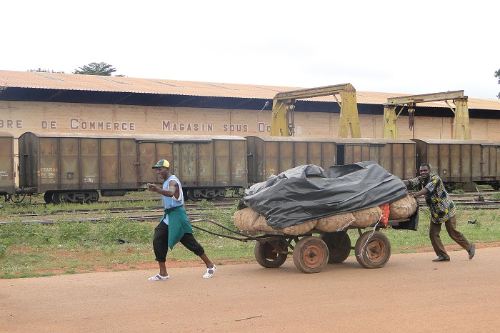 3 Dioulasso Railway