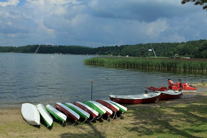 3 Masurian Lake