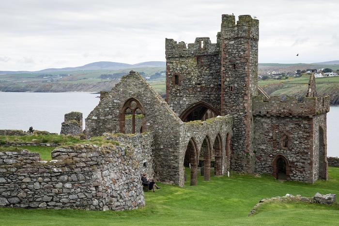 3 Peel Castle