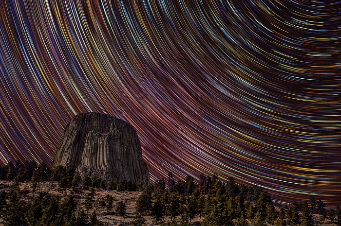 4 Devils Tower