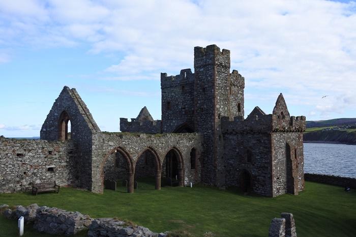 5 Peel Castle