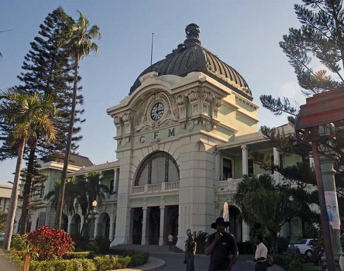 1 Maputo Station