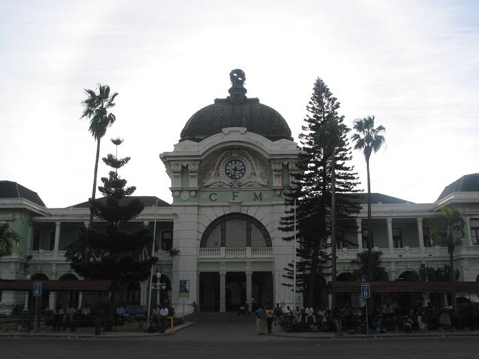 3 Maputo Station