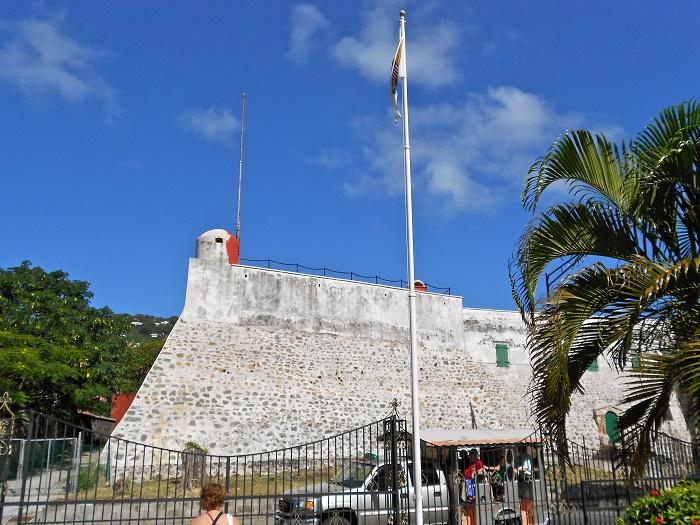 5 Fort Christian
