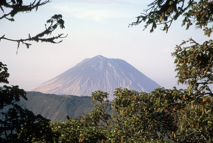 7 Mountain God