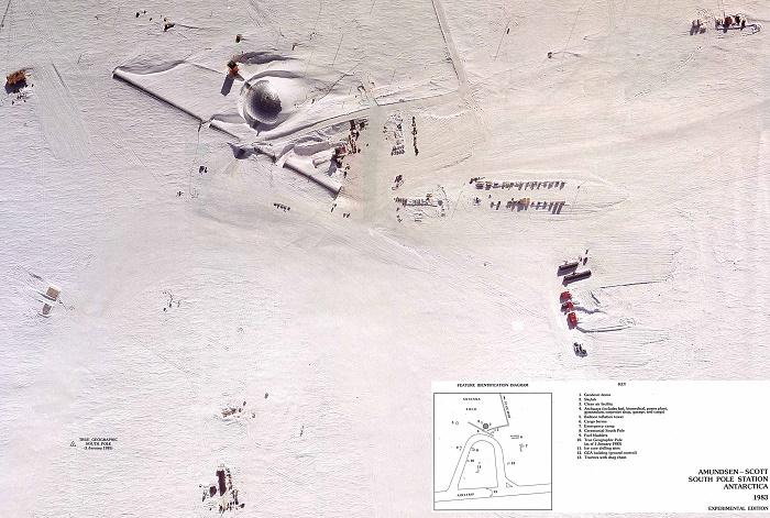 9 Amundsen Scott