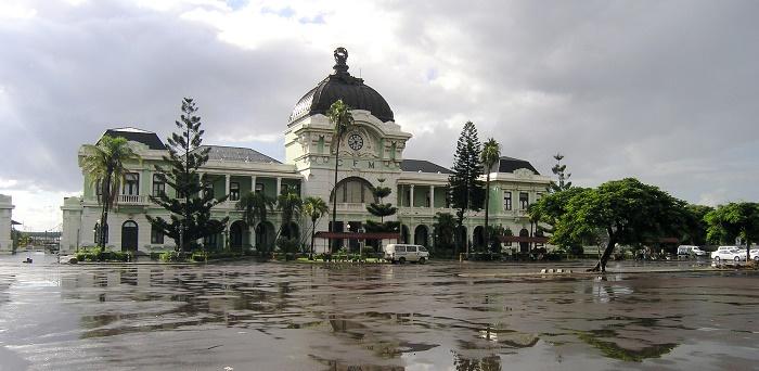 9 Maputo Station