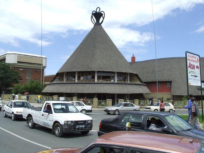 1 Basotho Center