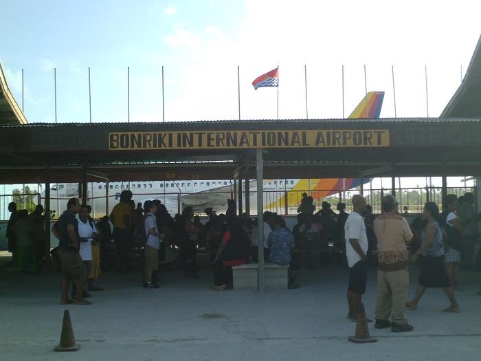 1 Bonriki Airport