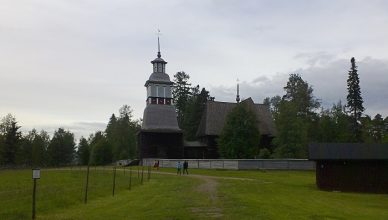 1 Petjavesi Church