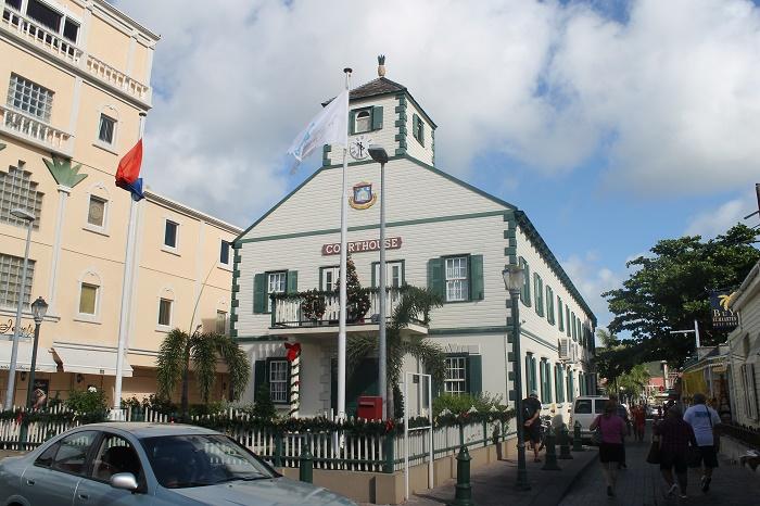 1 Philipsburg Courthouse