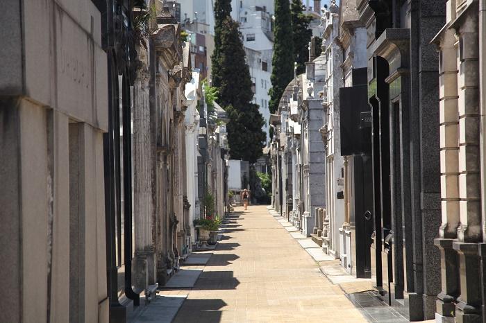 1 Recoleta Cemetery