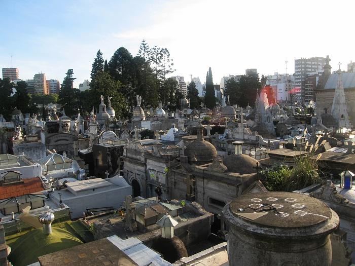 13 Recoleta Cemetery