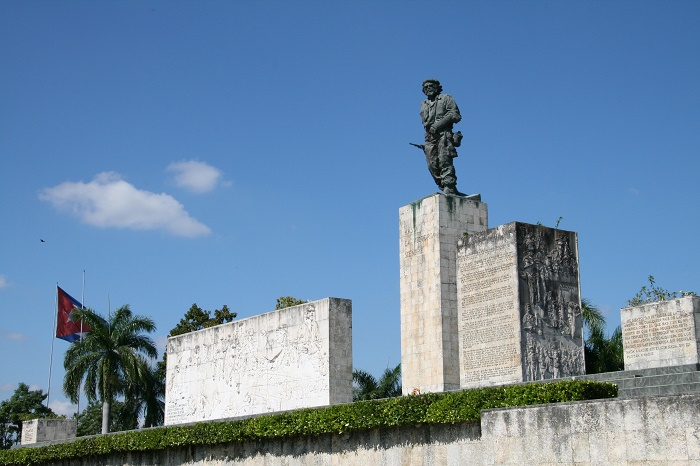 14 Guevara Mausoleum
