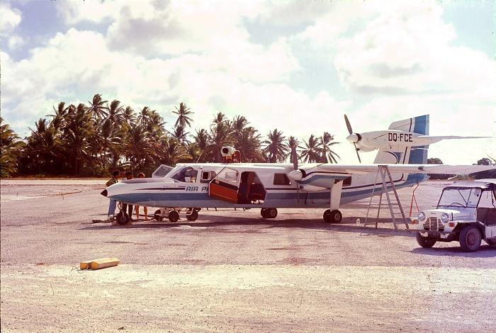 2 Bonriki Airport