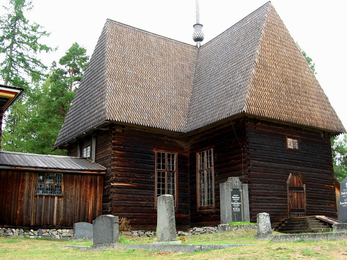 2 Petjavesi Church