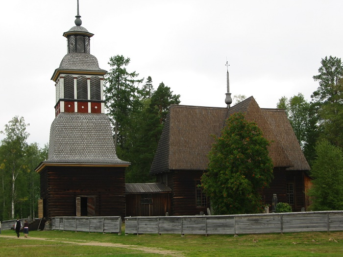 3 Petjavesi Church