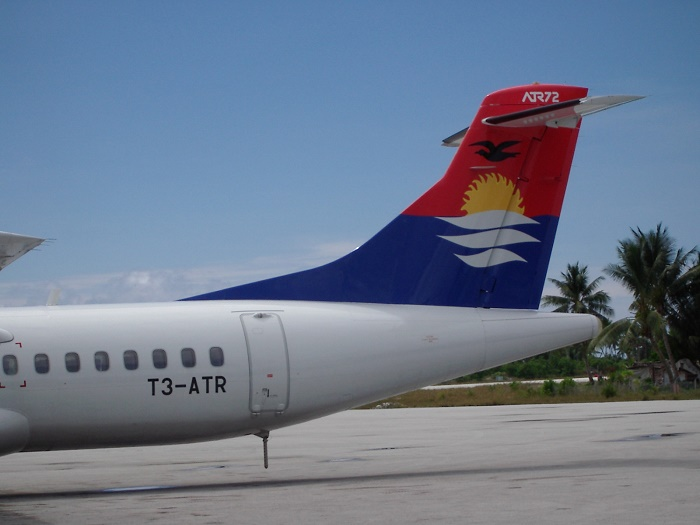 4 Bonriki Airport