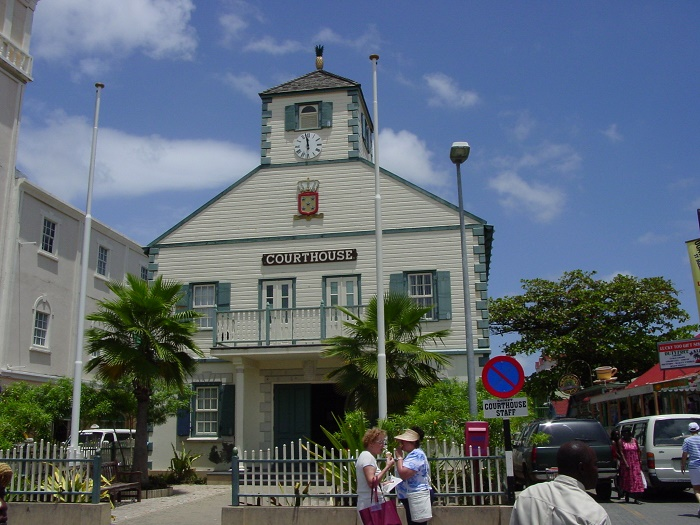 4 Philipsburg Courthouse