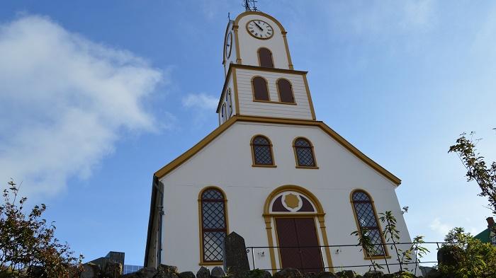 4 Torshavn Cathedral