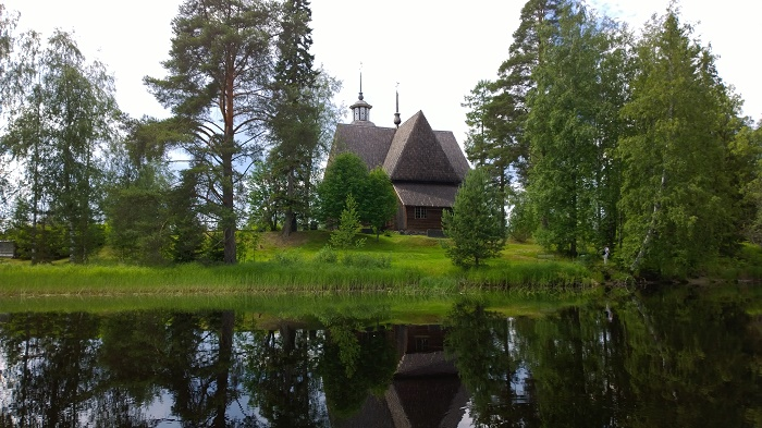 5 Petjavesi Church