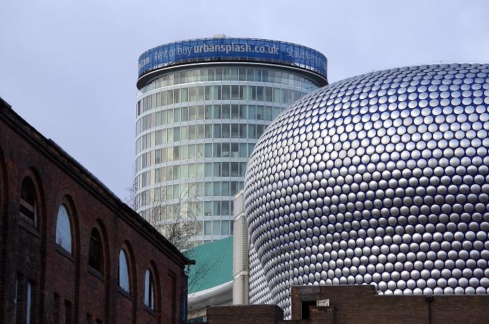 5 Selfridges Birmingham