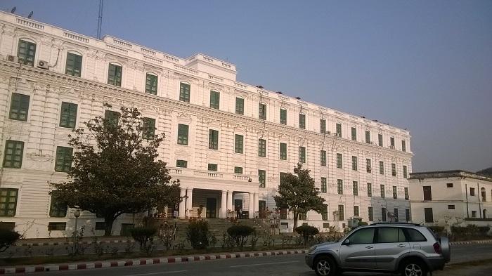 5 Singha Durbar