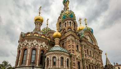 6 Petersburg Church
