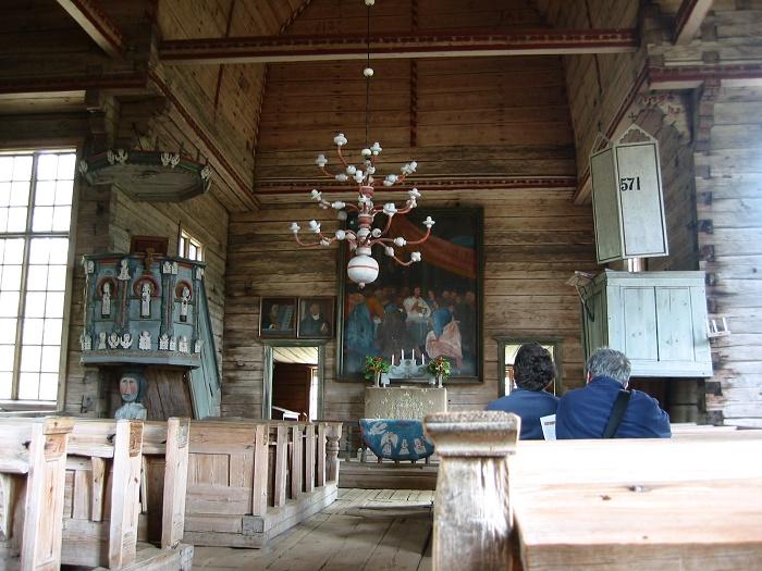 7 Petjavesi Church