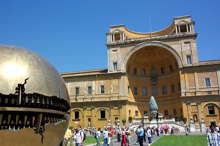 7 Sfera Vatican