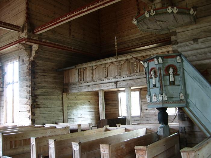 8 Petjavesi Church