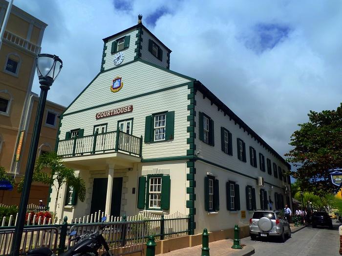 8 Philipsburg Courthouse