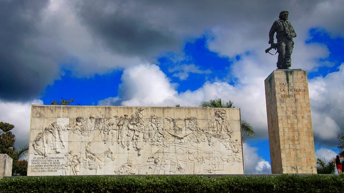9 Guevara Mausoleum
