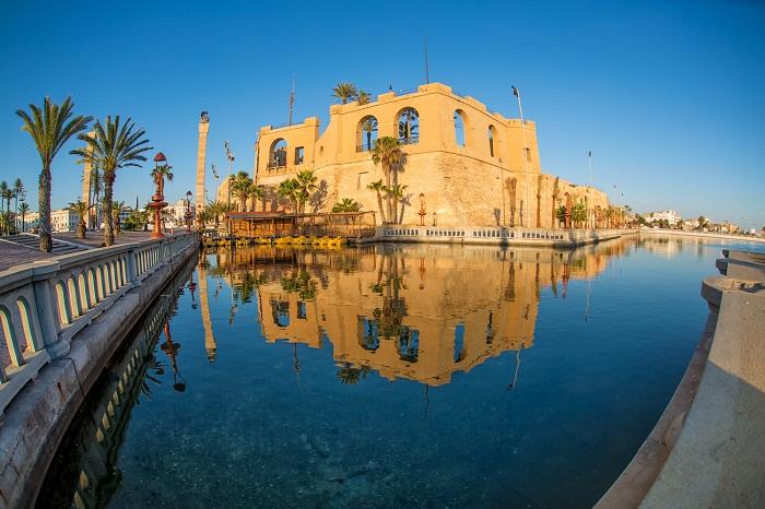 1 Castle Tripoli