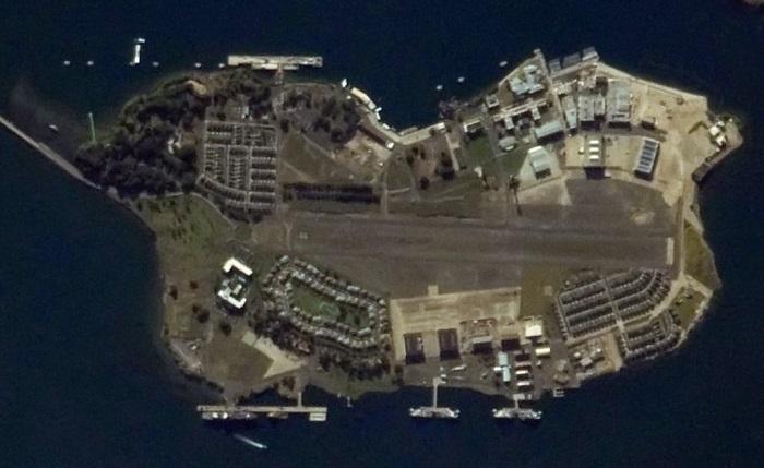 1 Ford Island