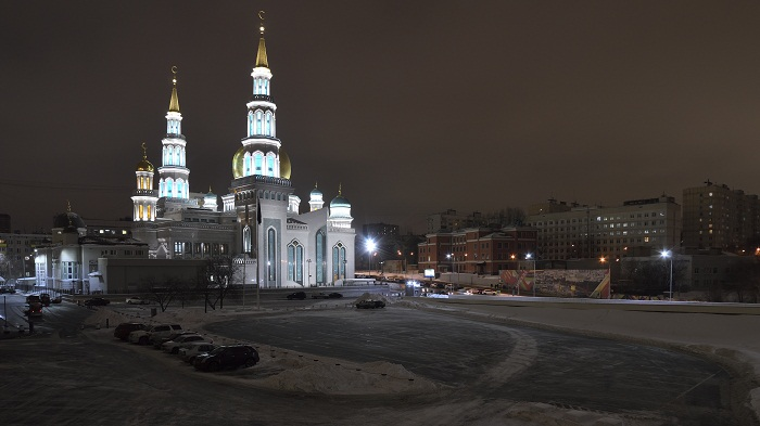 1 Moscow Mosque