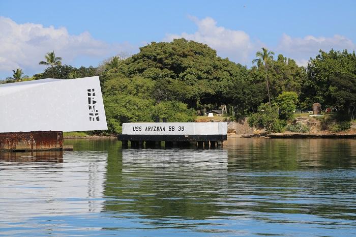 14 Ford Island