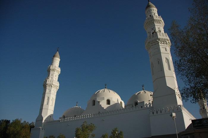 2 Quba Mosque