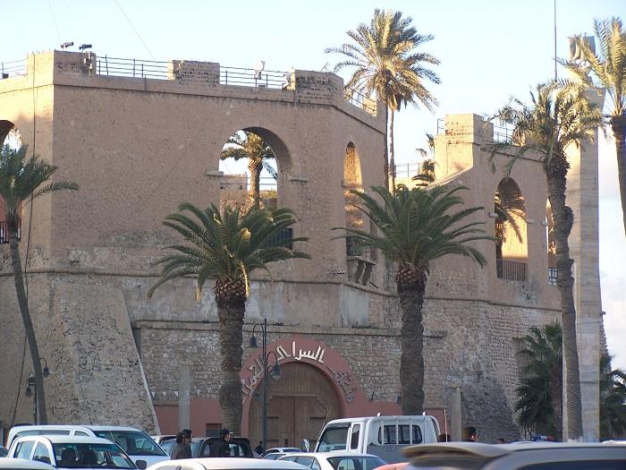 3 Castle Tripoli