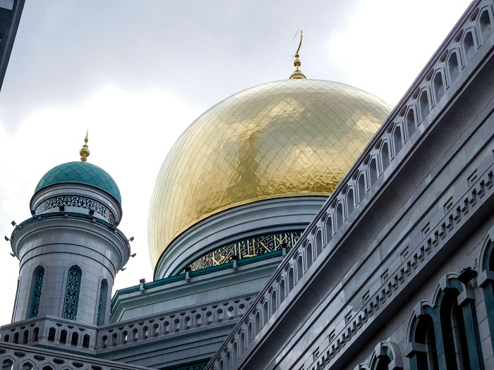 3 Moscow Mosque