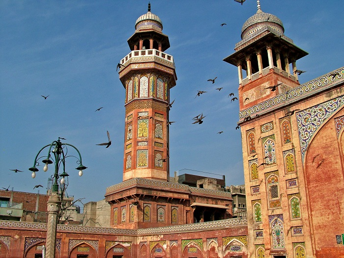 4 Wazir Mosque