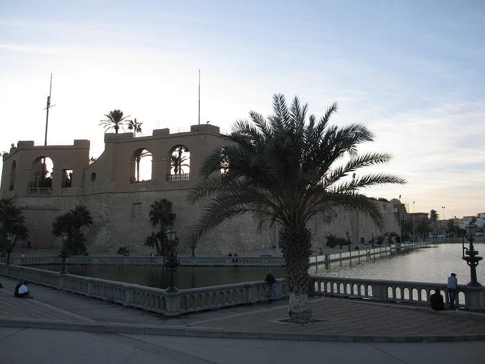 5 Castle Tripoli